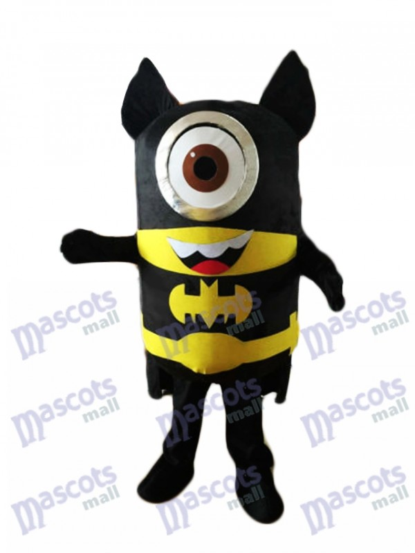 Despicable Me Minion Batman Minions Mascot Costume