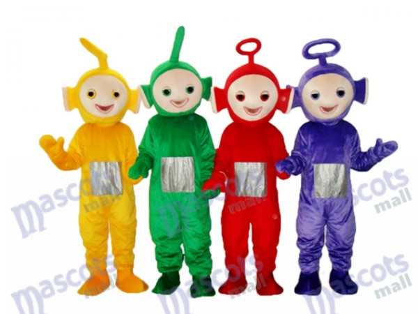 Teletubbies Mascot Adult Costume
