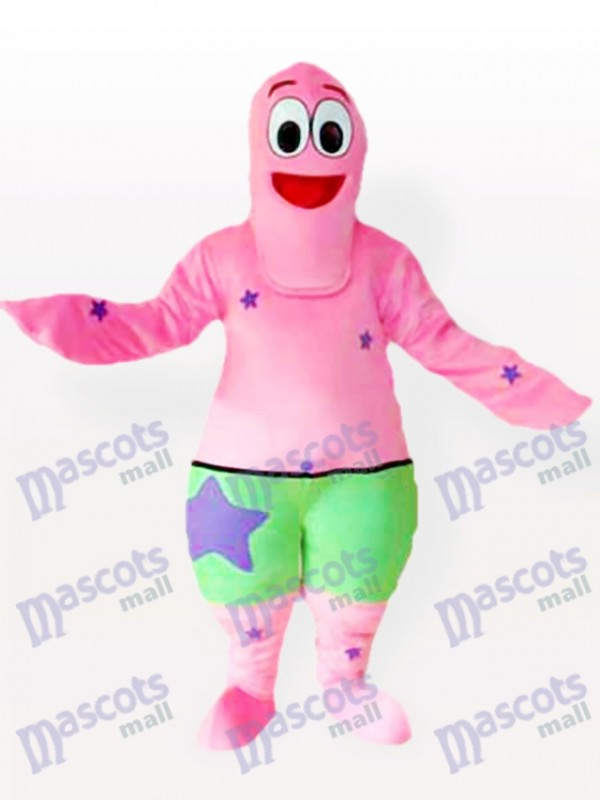 Starfish Ocean Adult Mascot Costume