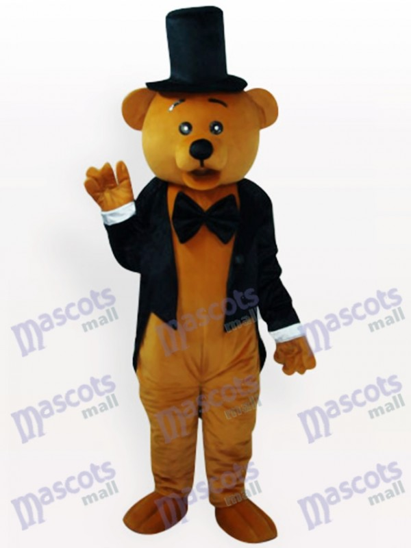 Ritual Bear Animal Adult Mascot Costume