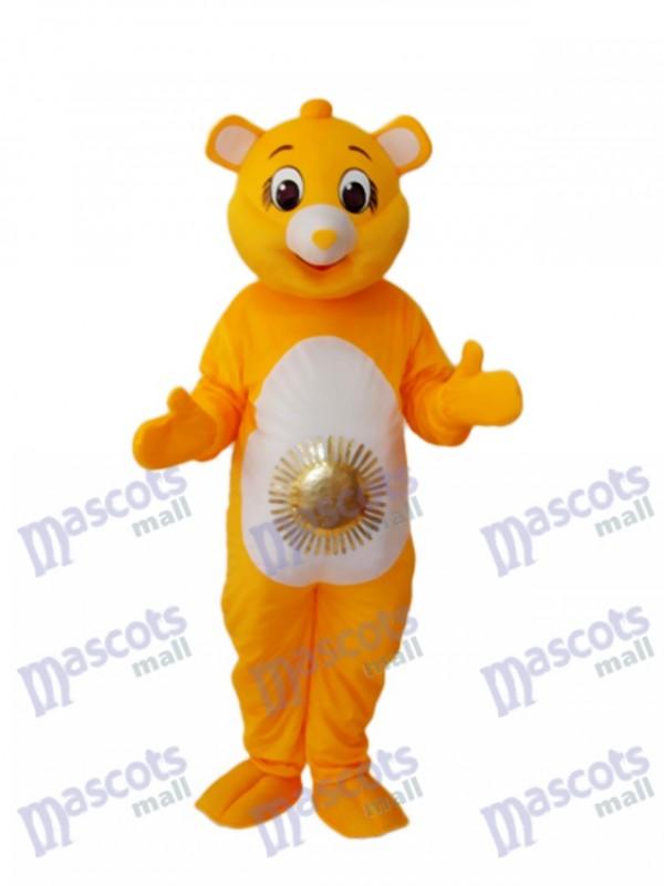Sun Bear Mascot Adult Costume