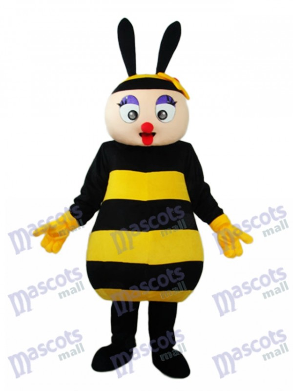 Bees Mascot Adult Costume