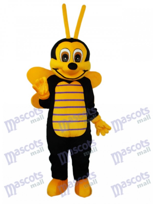 Bee Mascot Adult Costume