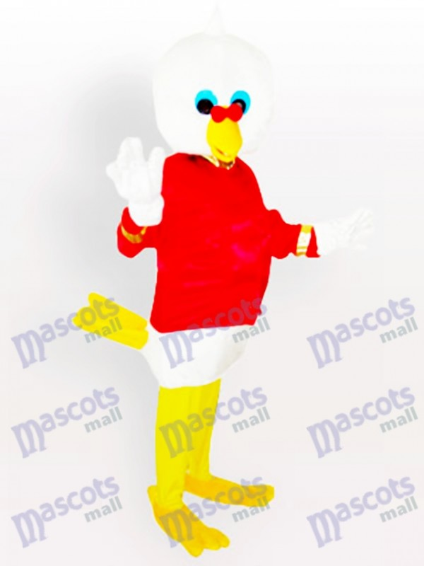 Doctor Pigeon Bird Mascot Costume