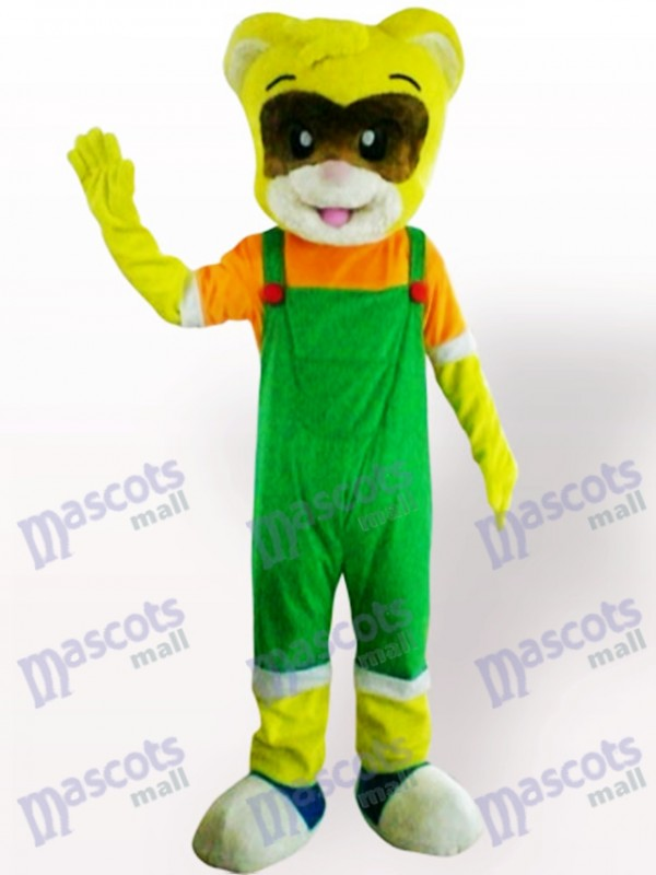 Male Cat Animal Adult Mascot Costume