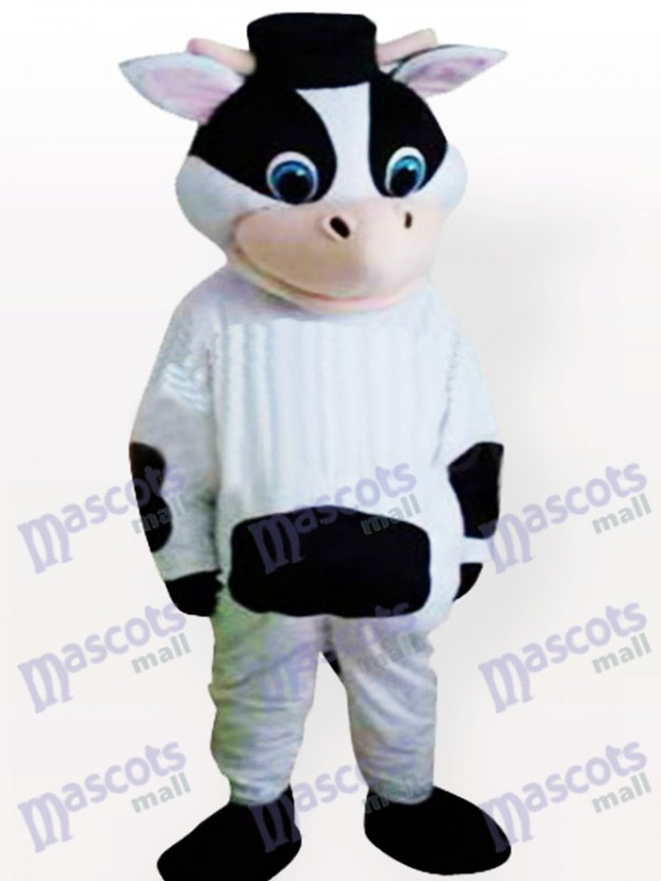 Adorable Pinky Cow Animal Mascot Costume