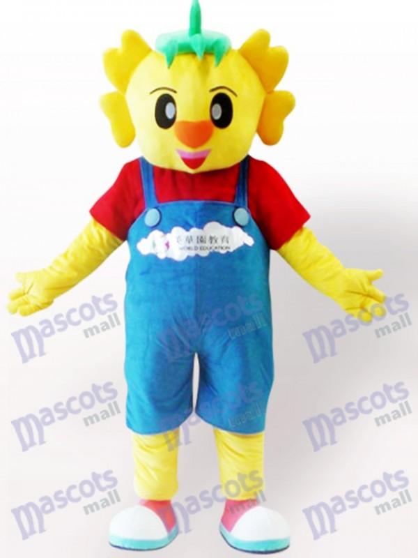 Dinosaur Doll Adult Mascot Costume