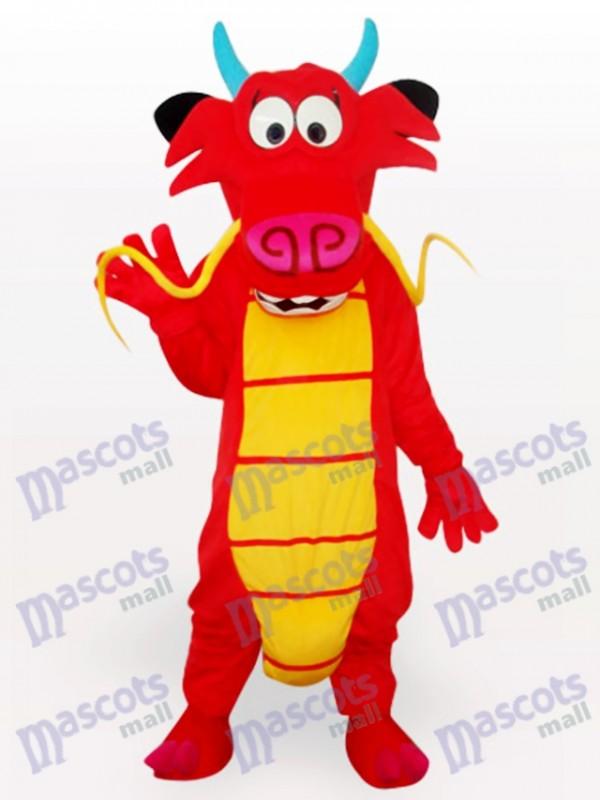 Omelet Dinosaur Animal Adult Mascot Costume
