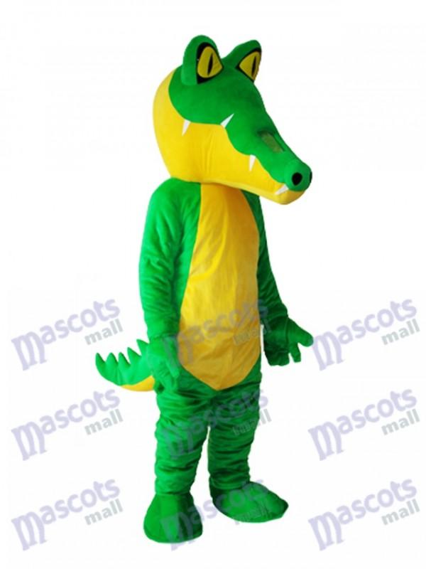 Long Mouth Dinosaur Mascot Adult Costume