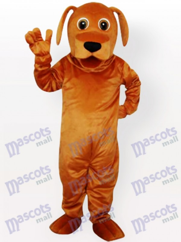 Big Dog Adult Mascot Costume