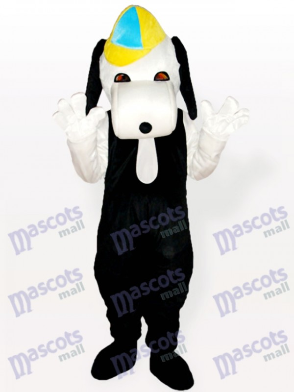 Snoopy Dog in Casual Dress Adult Mascot Costume