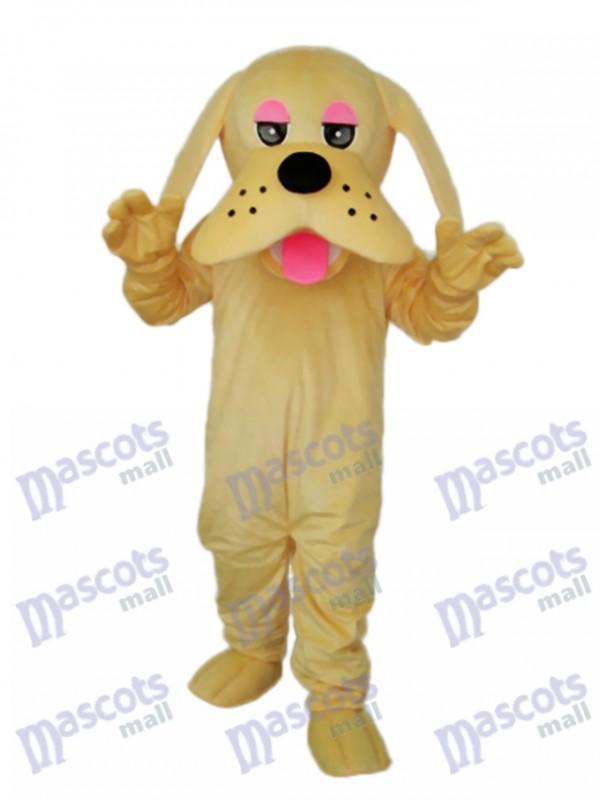 Hound Dog Mascot Adult Costume