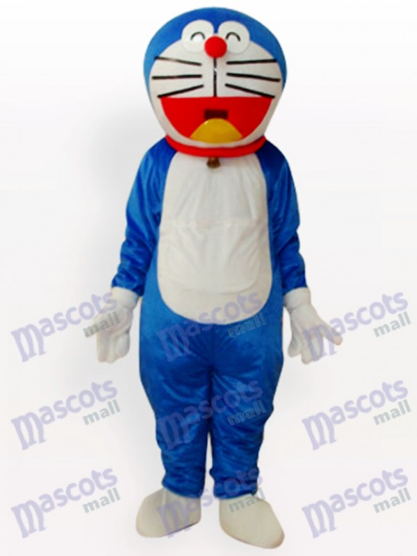 Doraemon Cartoon Anime Adult Mascot Costume
