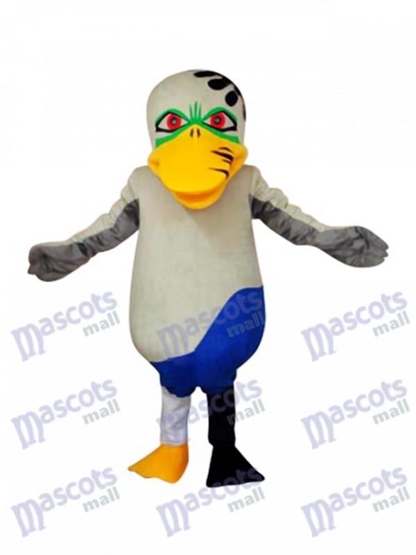 Odd Duck Mascot Adult Costume
