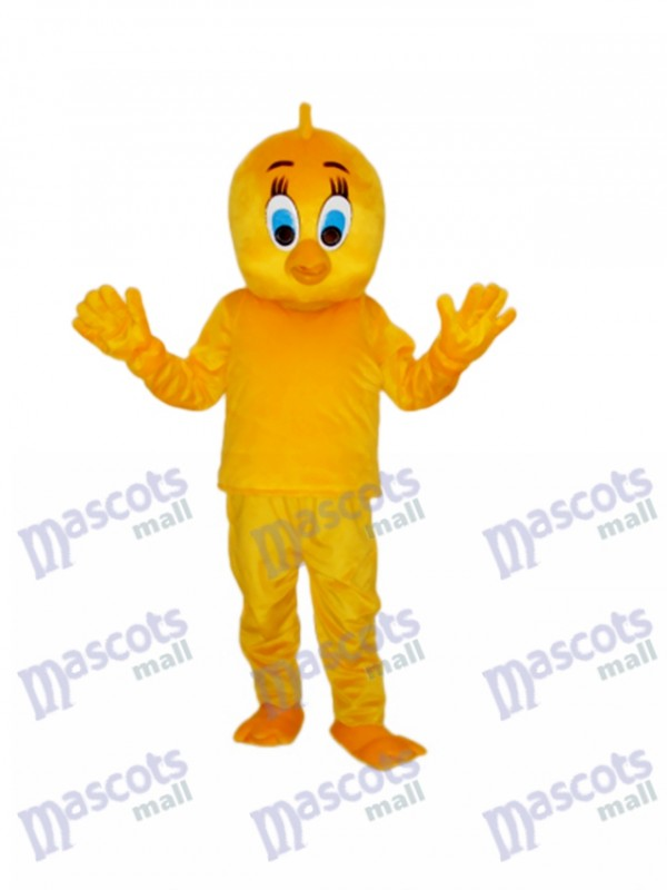 Chick Mascot Adult Costume