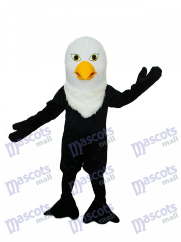 Children's White Eagles Mascot Costume