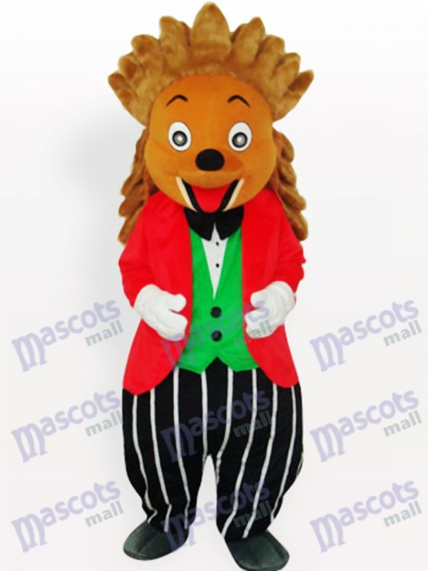 Little Hedgedog Animal Adult Mascot Costume