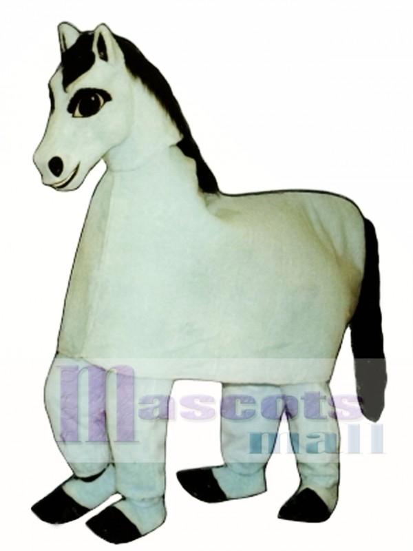 Two Man Harriet Horse Mascot Costume