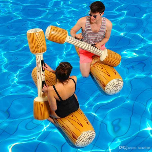 Inflatable Water Sports Bumper Toys For Adult Children Outdoor Party