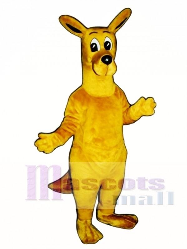 Mr. Roo Kangaroo Mascot Costume