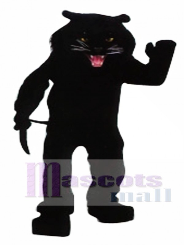 Black Panther Mascot Costume