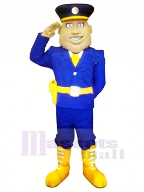 Cool Brigadier Mascot Costume People