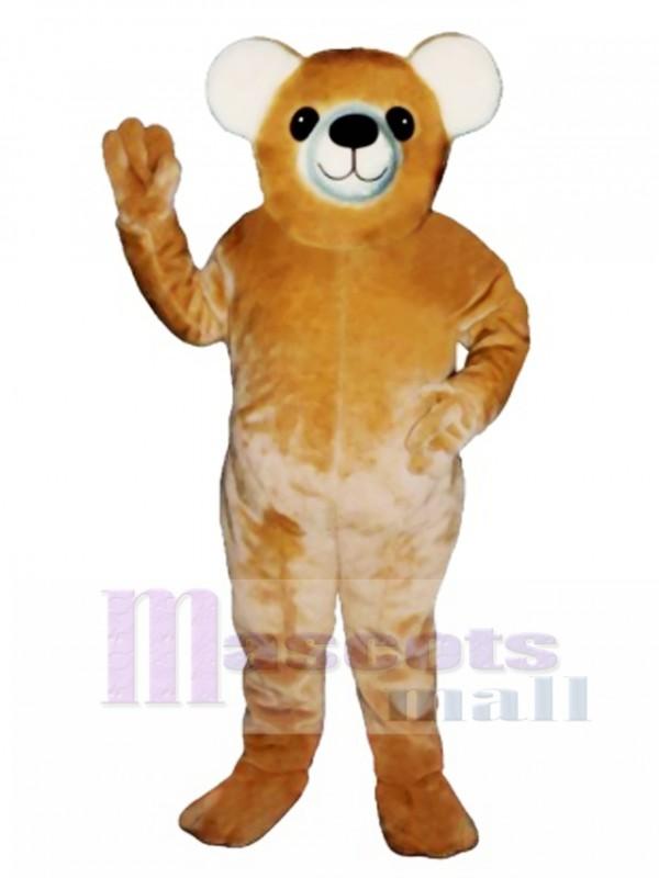 New Teddy Bear Mascot Costume