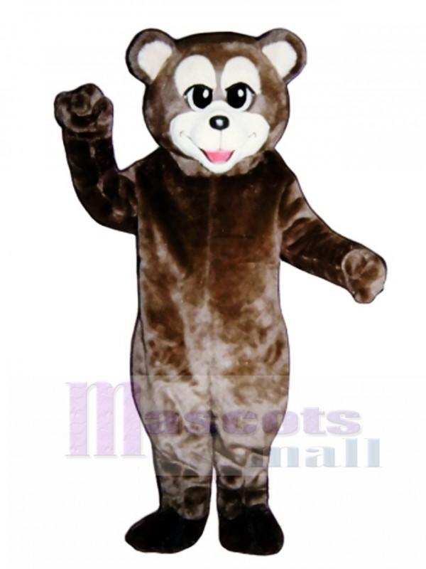 Happy Bear Mascot Costume