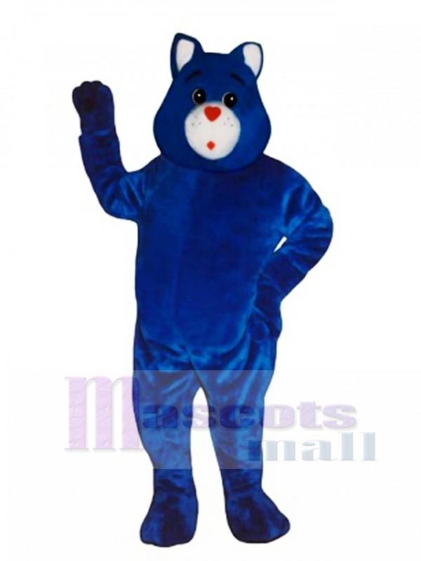 New Blue Bruin Bear Mascot Costume