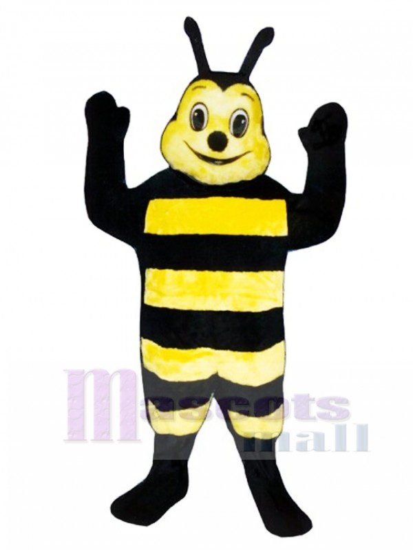 Buzz Bee Mascot Costume