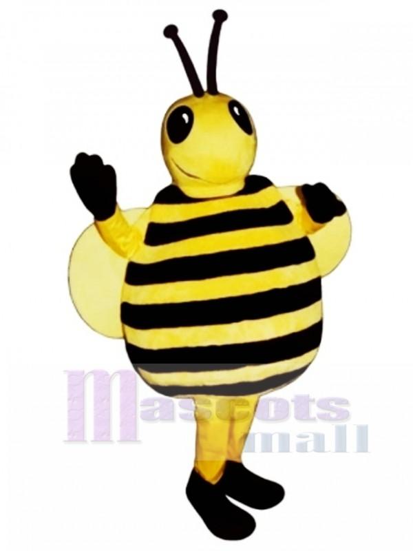 Fat Drone Bee Mascot Costume