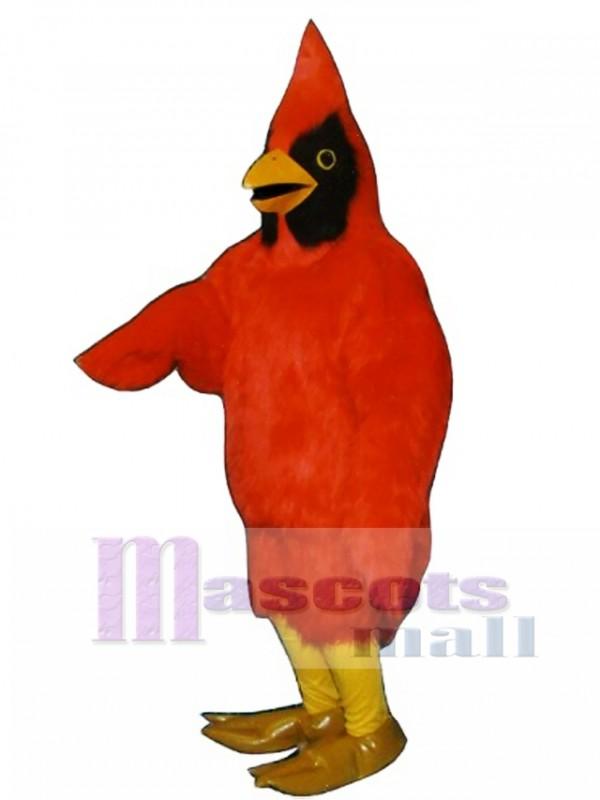 Big Cardinal Mascot Costume