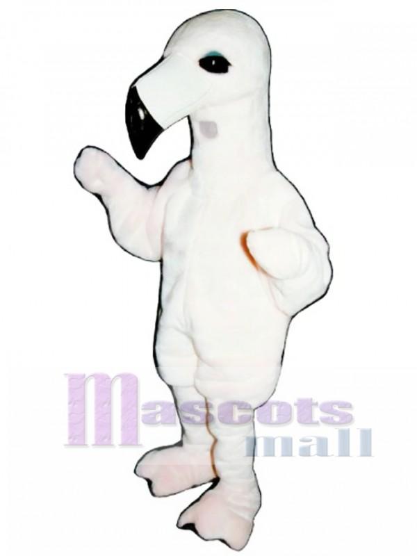 Cute Baby Flamingo Mascot Costume