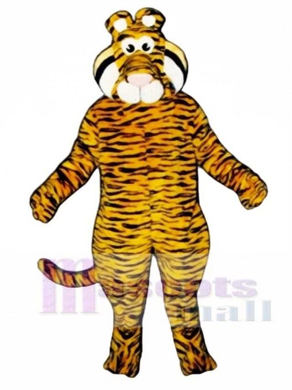 Nettes Spielzeug Tiger Maskottchen Kostüm