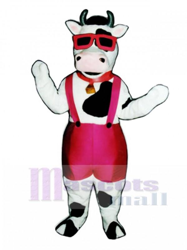 Mootown Moo Cow Mascot Costume