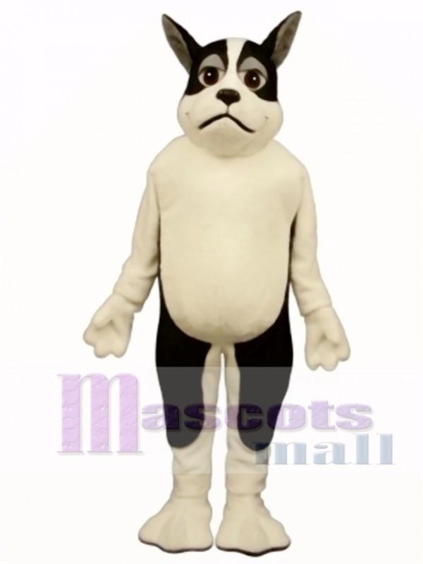 Cute Harrington Terrier Dog Mascot Costume
