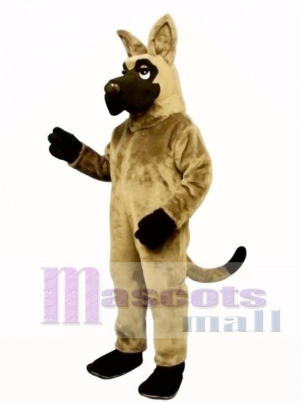Cute Great Dane Dog Mascot Costume