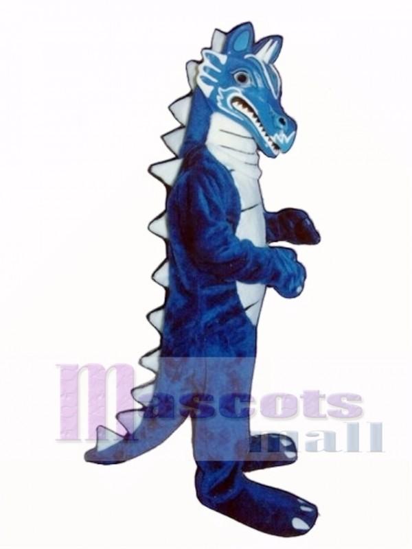 Oriental Dragon Mascot Costume