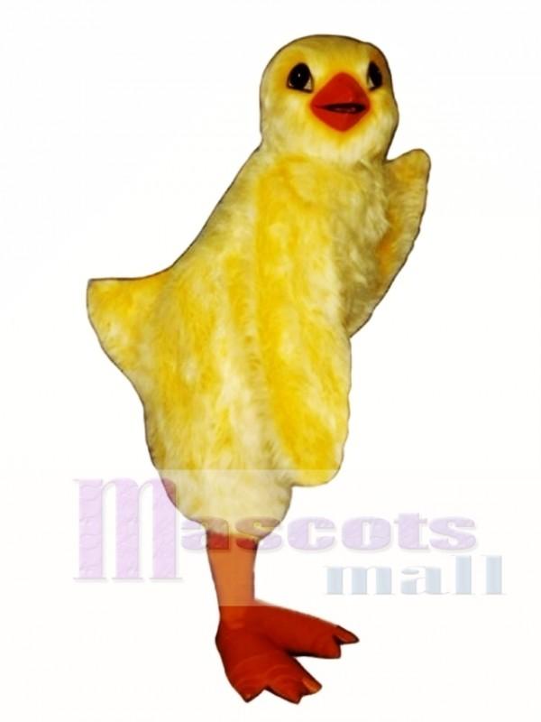 Cute Chick Mascot Costume