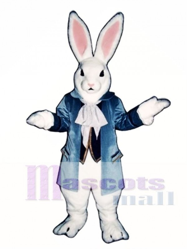 Easter Lord Cottontail Bunny Rabbit Mascot Costume