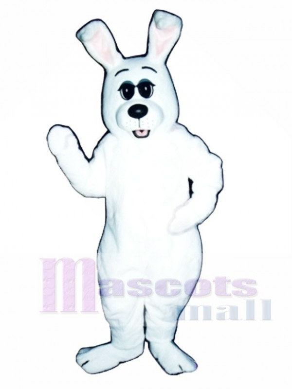 Cute Easter Bunny Rabbit Hop Mascot Costume Animal