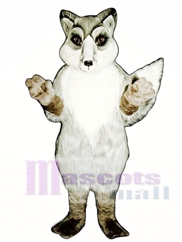 Cute Realistic Fox Mascot Costume
