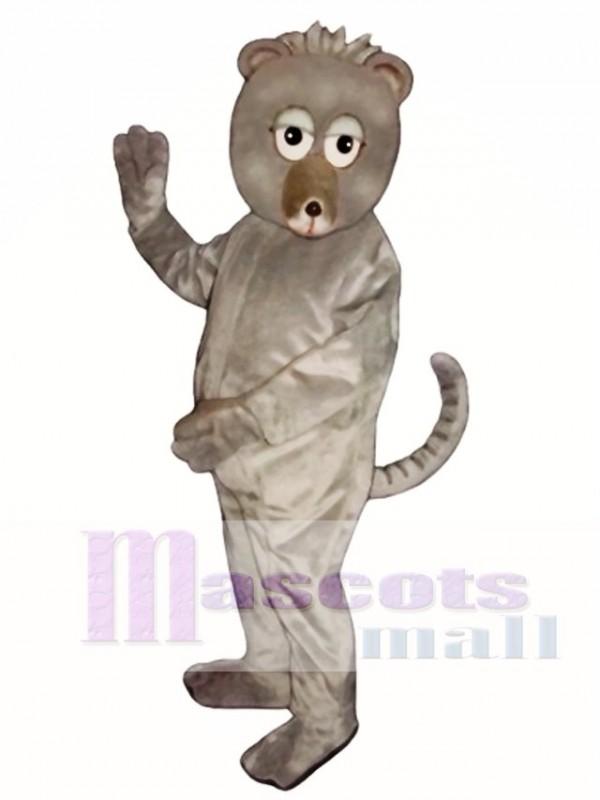 Pete O. Possum Mascot Costume