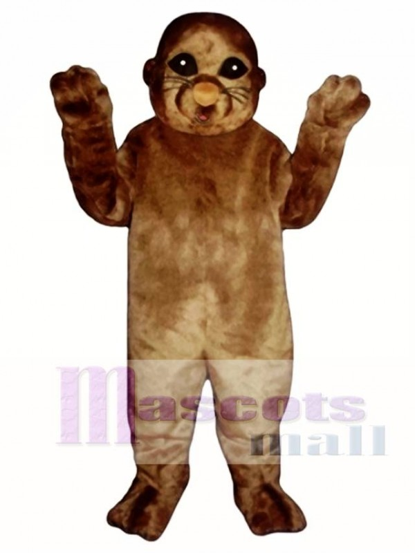 Murray Mole Mascot Costume