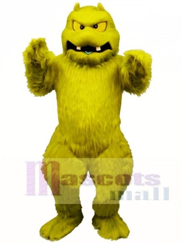 Slimy Monster Mascot Costume