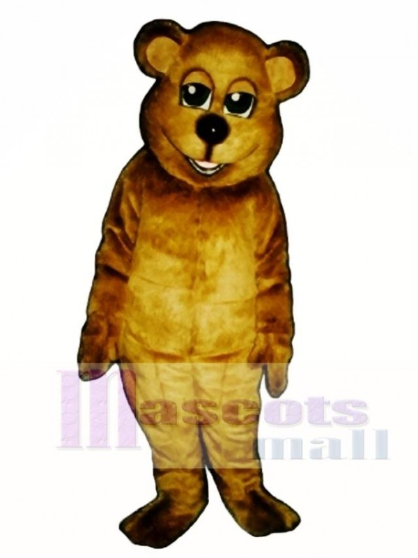 Baby Sasquatch Mascot Costume
