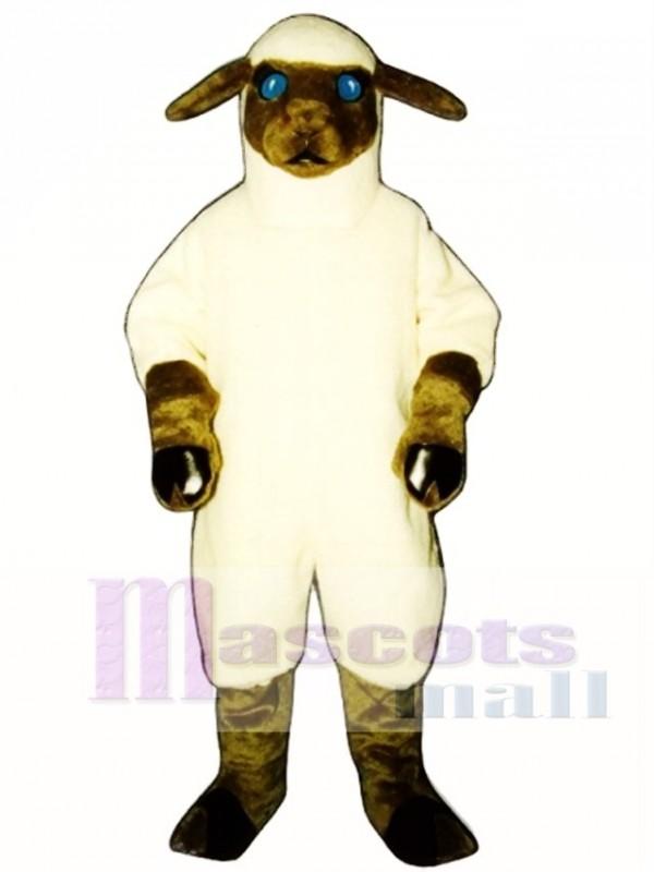 Ewela Goat Sheep Mascot Costume