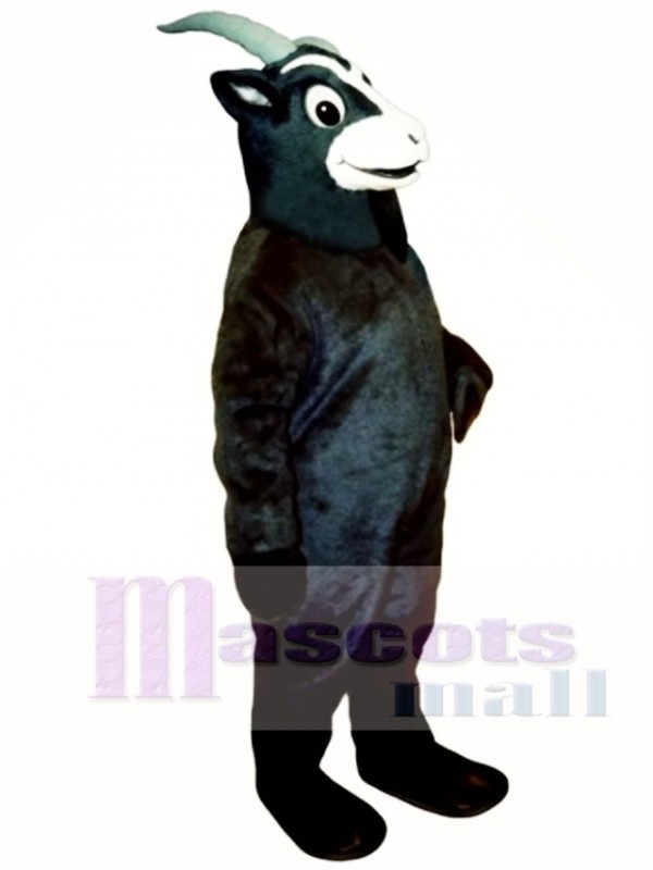 Black Goat Mascot Costume