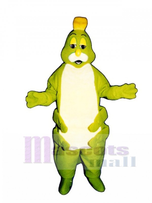 Caterpillar Mascot Costume