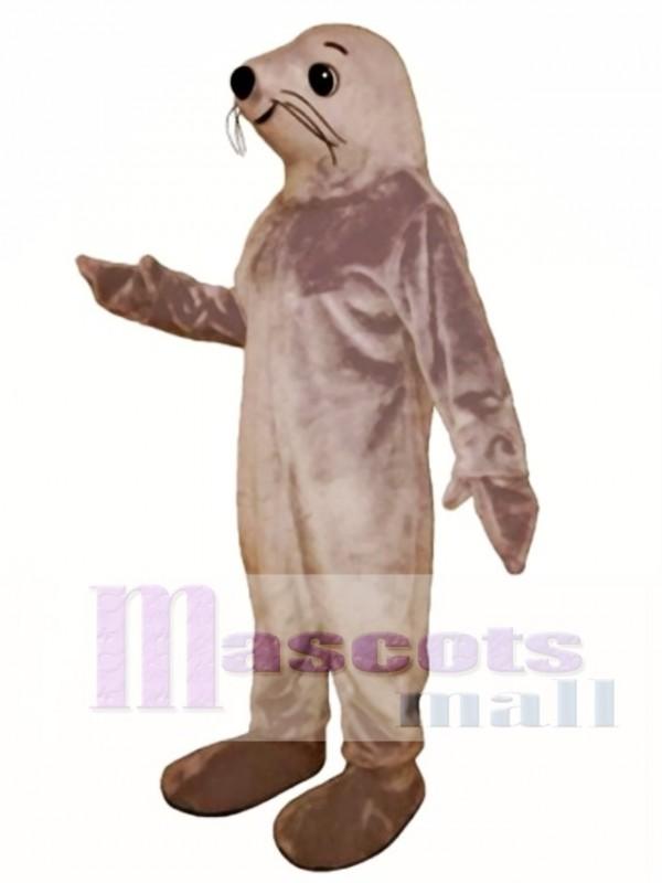 Cute Seal Mascot Costume